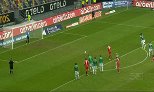 Fortuna Dusseldorf1-0 Greuther Furth