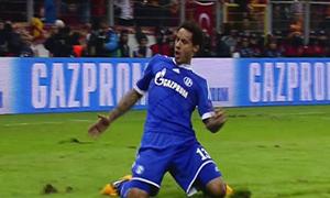 Galatasaray 1-1 Schalke