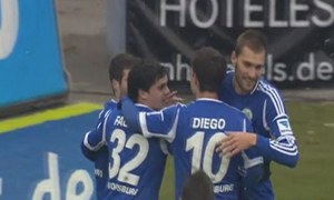 Greuther Furth 0-1 Wolfsburg