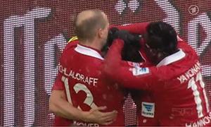 Hannover 1-0 Hoffenheim
