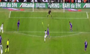 Juventus 2-0 Fiorentina