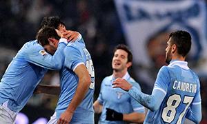 Lazio 2-0 Pescara