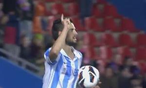 Levante 1-2 Malaga