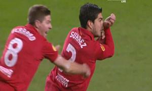 Liverpool3-1 Zenit