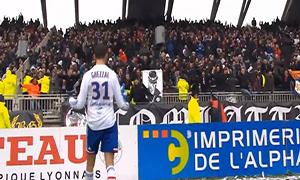 Lyon 3-1 Lorient