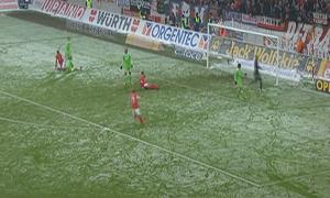 Mainz 1-1 Wolfsburg