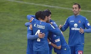 Mallorca 1-3 Getafe
