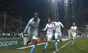 Marseille 1-0 Valenciennes