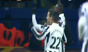 Metalist Kharkiv 0-1 Newcastle United