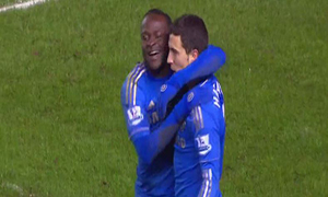 Middlesbrough 0-2 Chelsea