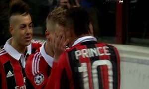AC Milan 2-0 Barcelona