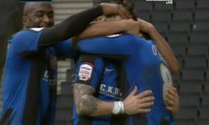 Milton Keynes Dons 1-3 Barnsley