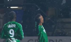 Nancy 0-3 Saint-Etienne