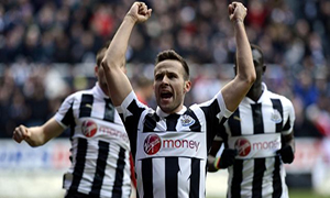 Newcastle United 4-2 Southampton