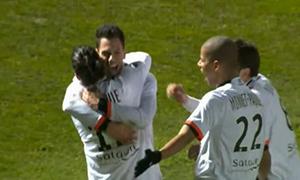 Nice 1-1 Lorient