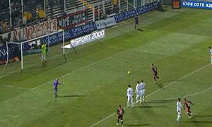 Nice 2-0 Reims