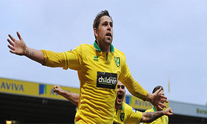 Norwich City 2-1 Everton