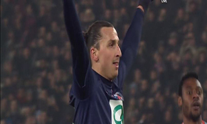 Paris Saint-Germain 2-0 Marseille