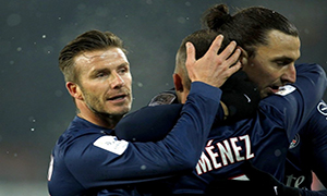 Paris Saint-Germain 2-0 Marseille