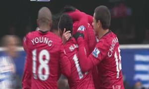 Queens Park Rangers 0-2 Manchester United