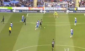 Reading 0-3 Wigan Athletic