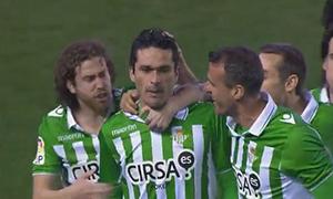 Real Betis 3-0 Malaga