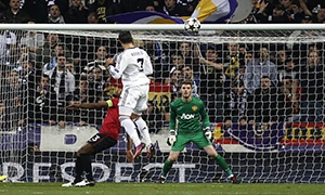 Real Madrid 1-1 Manchester United
