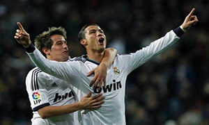 Real Madrid 4-1 Sevilla