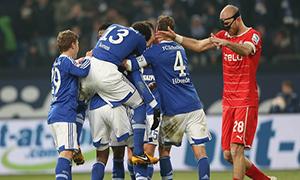 Schalke 2-1 Fortuna Dusseldorf