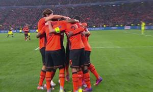 Shakhtar Donetsk 2-2 Borussia Dortmund