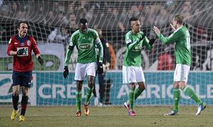 Saint-Etienne 3-2 Lille