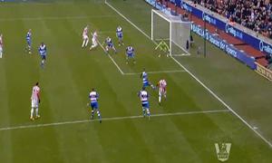Stoke City 2-1 Reading