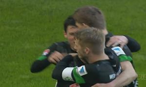Stuttgart 1-4 Werder Bremen