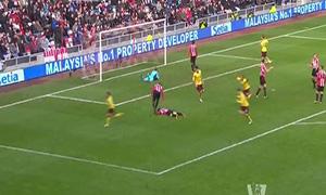 Sunderland 0-1 Arsenal