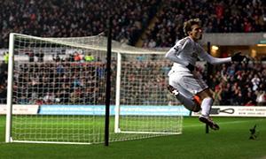 Swansea City 4-1 Queens Park Rangers
