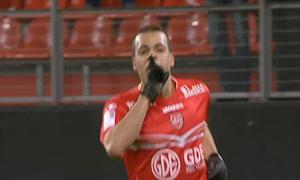 Valenciennes 2-1 Brest