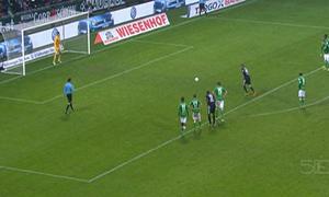 Werder Bremen 2-3 Freiburg