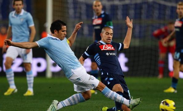 Lazio 1-1 Napoli