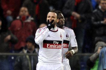Genoa 0-2 AC Milan