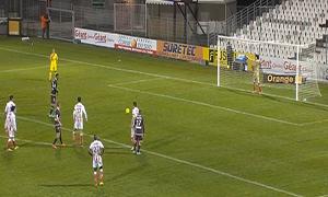 Ajaccio 2-3 Toulouse