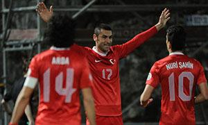 Andorra 0-3 Turkey