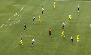 Anzhi 0-0 Newcastle United