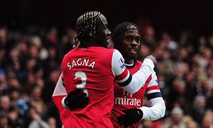 Arsenal 4-1 Reading