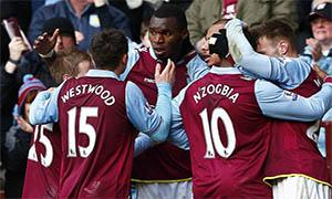 Aston Villa 3-2 Queens Park Rangers