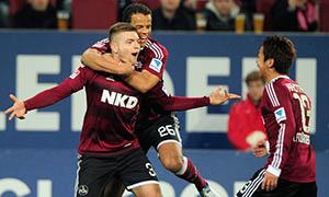 Augsburg 1-2 Nurnberg