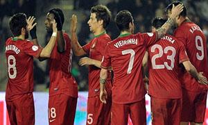 Azerbaijan 0-2 Portugal