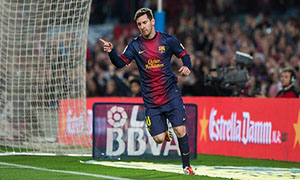 Barcelona 2-0 Deportivo La Coruna