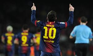 Barcelona 3-1 Rayo Vallecano