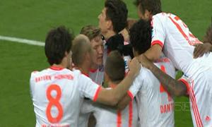 Bayer Leverkusen 1-2 Bayern Munich