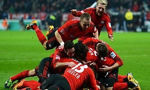 Bayer Leverkusen 2-1 Stuttgart